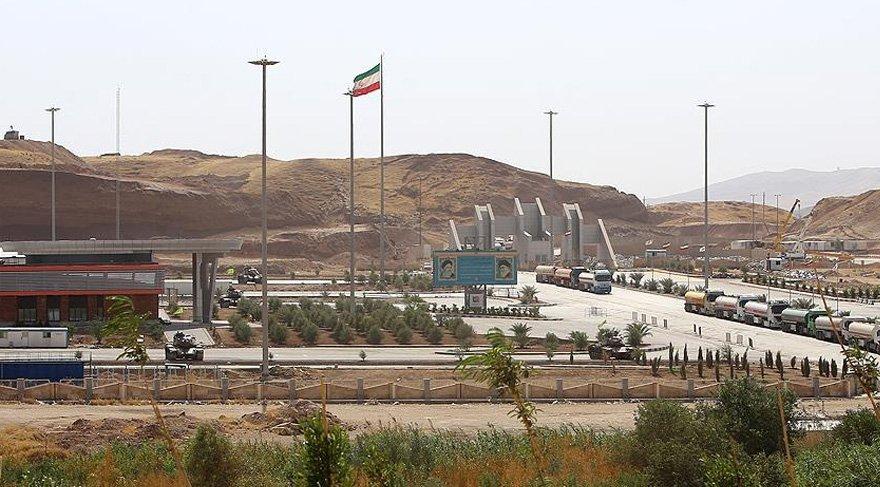 İran, IKBY ile sınır kapılarını yeniden açtı