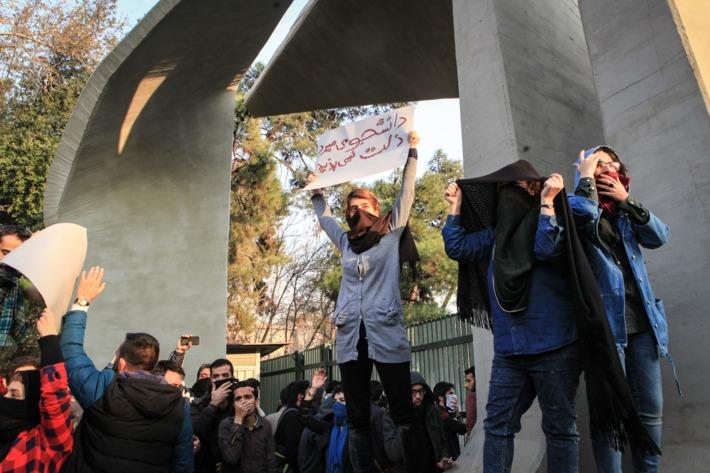 Suriye: ABD'nin İran'daki protestolara yönelik tavrı bölgedeki durumu istikrarsızlaştırmaya yönelik