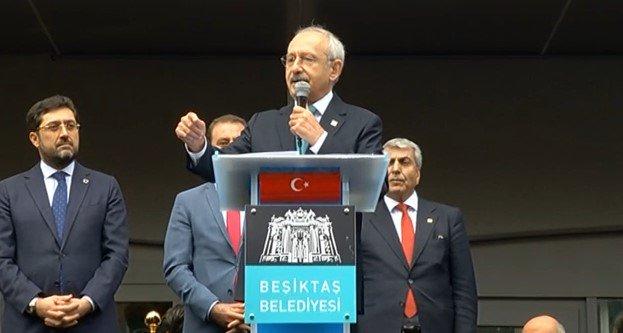 Sayıştay, Beşiktaş Belediyesi'nin usulsüzlüklerini de raporladı