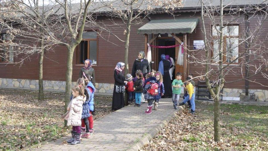 Kuran kursuna götürülen 4-6 yaş arası çocuklar zehirlenme tehlikesi geçirdi!