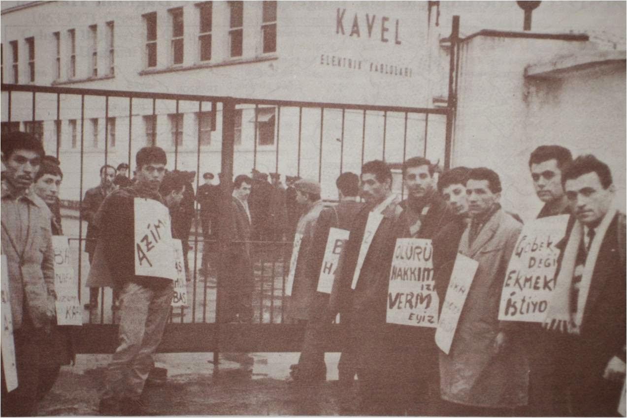 Kavel direnişinin 55'inci yılında Maltepe NKE'de gösterim ve söyleşi