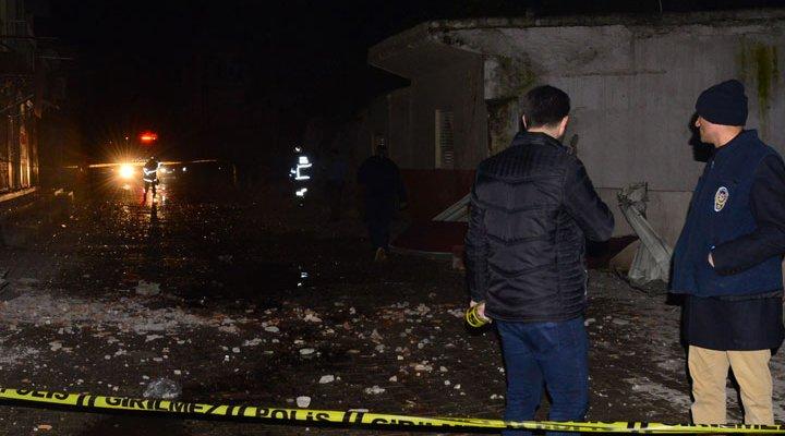 Reuters: Kilis'e roket düştü!