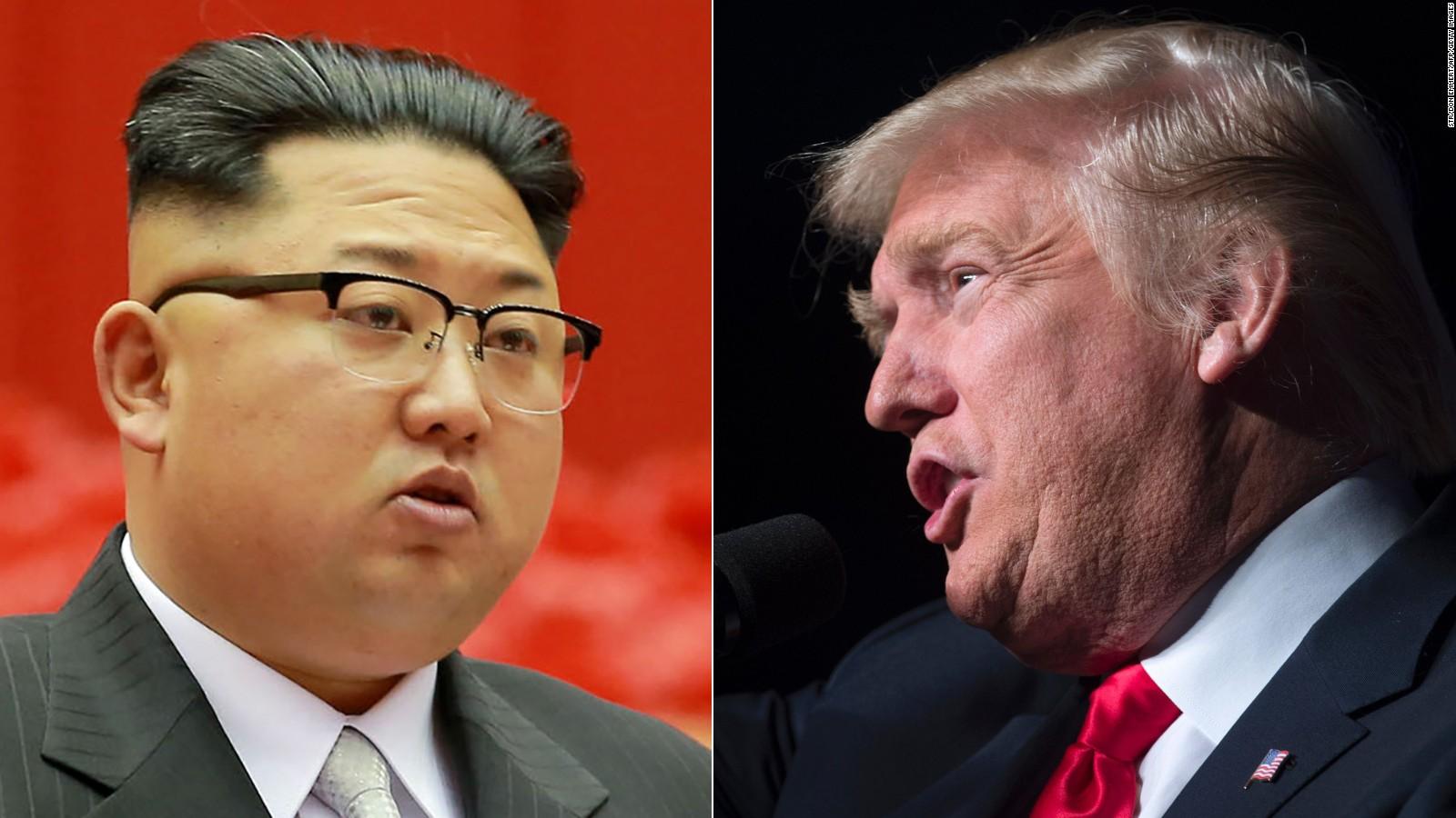 Trump: Benim nükleer düğmem seninkinden çok daha büyük ve güçlü