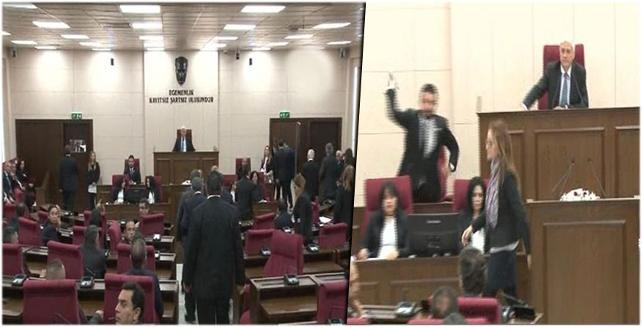Kuzey Kıbrıs Meclis'inde 'Afrin' gerginliği