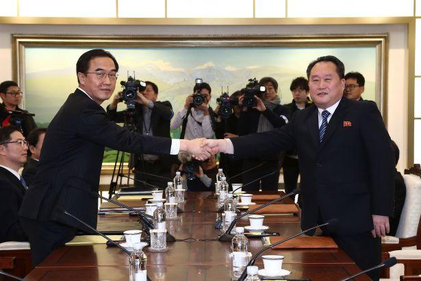 KDHC: Kore yarımadasının yeniden birleşmesinin önündeki bütün engelleri yıkacağız