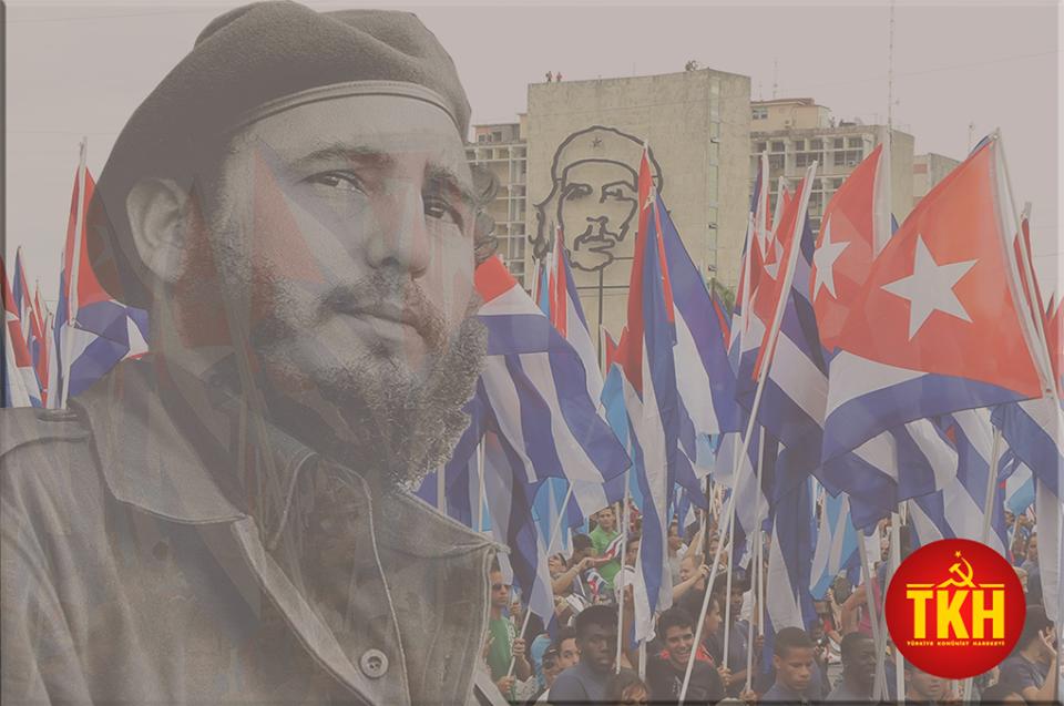 TKH: Küba Devrimi tüm dünyaya ilham vermeye devam ediyor…