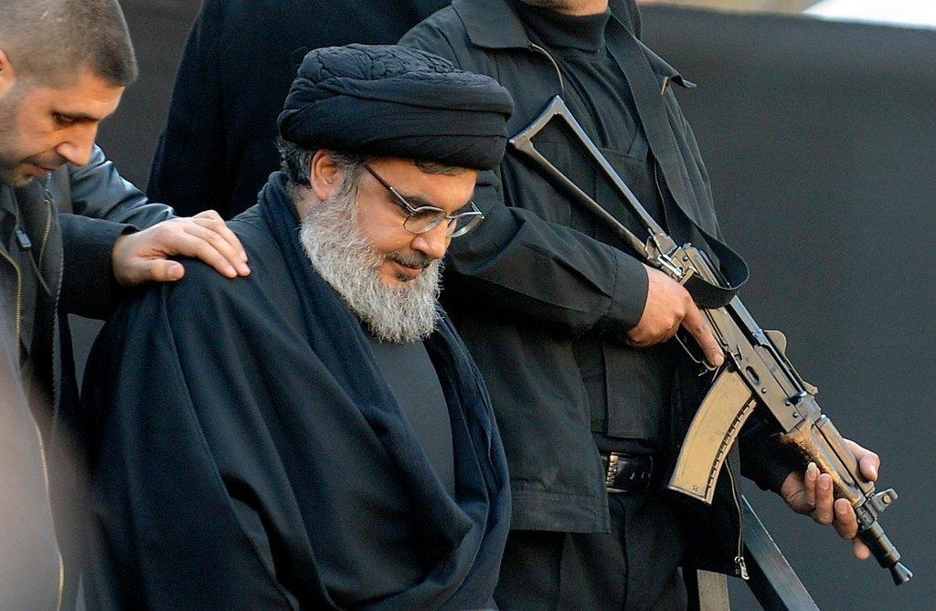 Nasrallah: Suriye talep ettiği sürece Suriye'de kalacağız