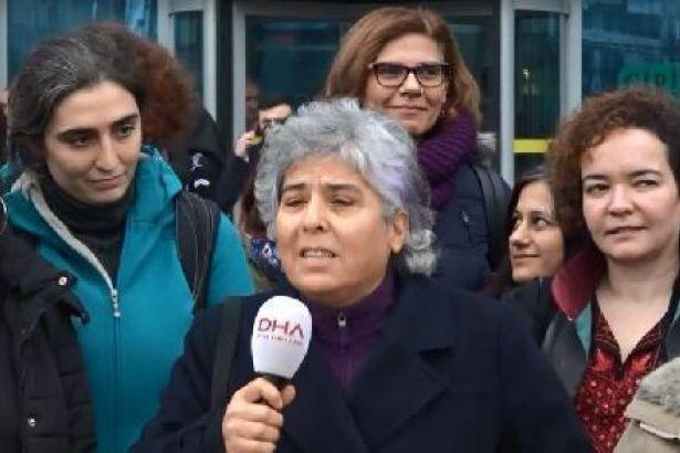 Nuriye ve Semih'e destek eylemine beraat
