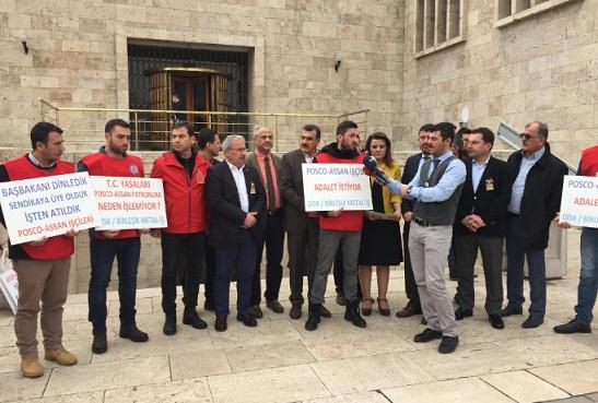 Sendika düşmanı Kibar Holding'ten Bilal Erdoğan'ın vakfına 1 milyon dolar bağış!