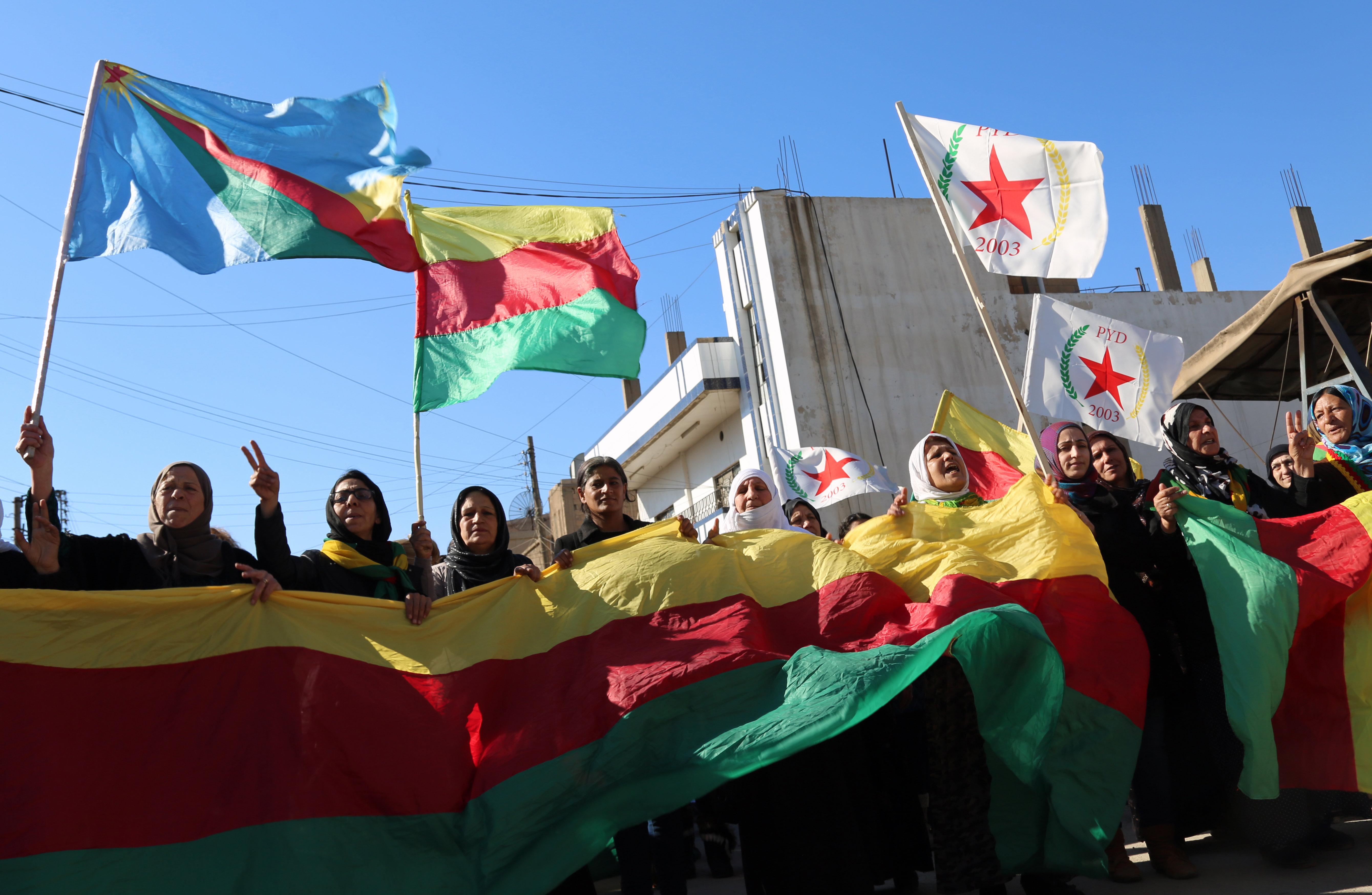 PYD'den Moskova ve Washington'a çağrı: Türkiye'nin saldırılarına karşı net olun