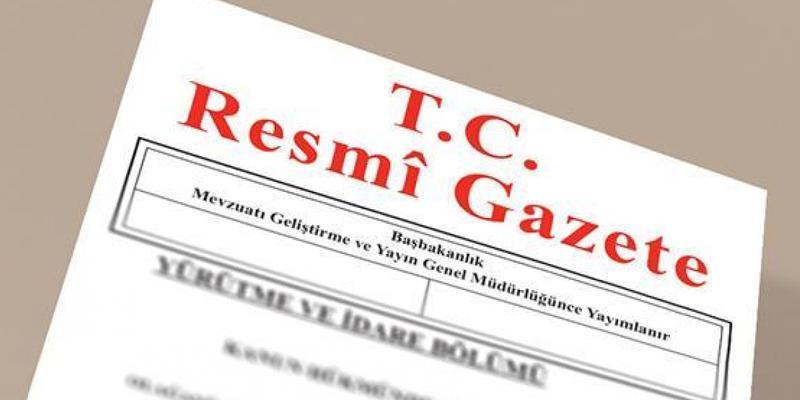 Yardımcı doçentliği kaldıran yasa Resmi Gazete'de
