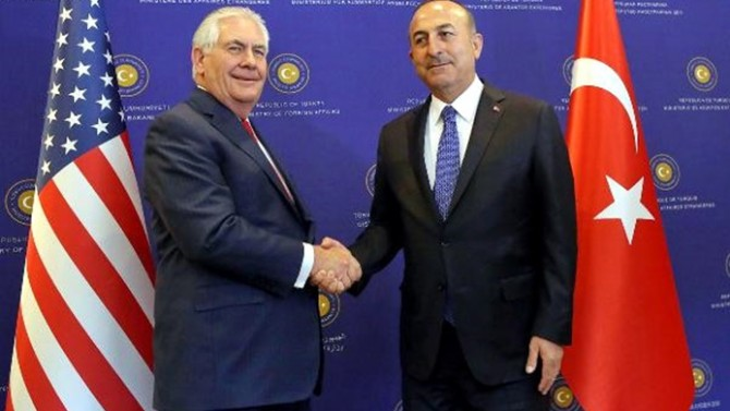Çavuşoğlu, ABD Dışişleri Bakanı ile görüşecek