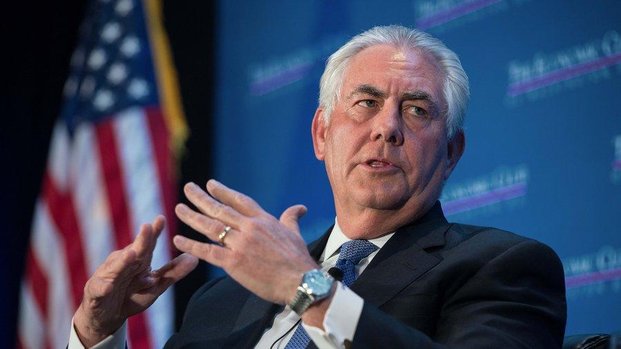 Rex Tillerson'ın görevinden alınmasıyla ilgili İran'dan açıklama