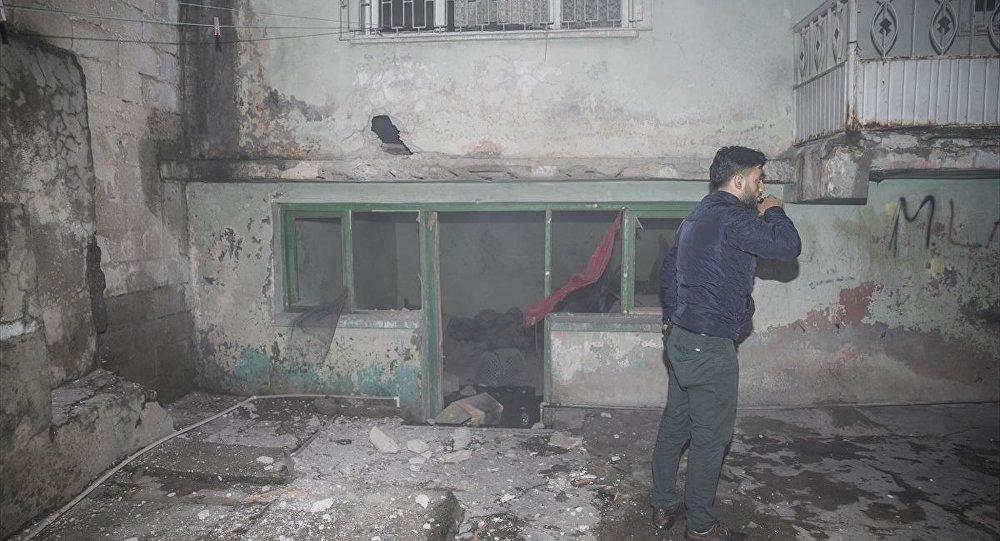 Reyhanlı'ya roket atıldı: 1 çocuk yaralandı