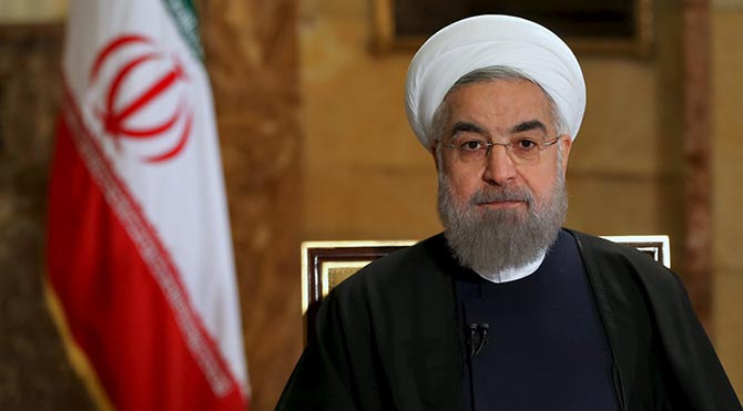 Ruhani: Yemen krizi siyasi yollarla çözülmeli