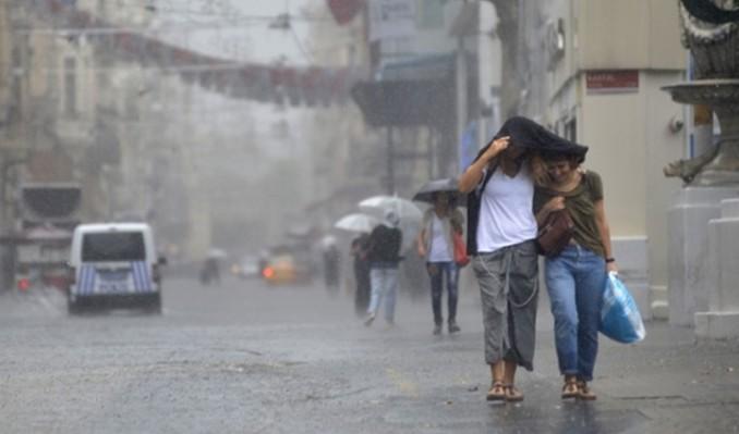 Meteoroloji'den İstanbul'a hafta sonu uyarısı