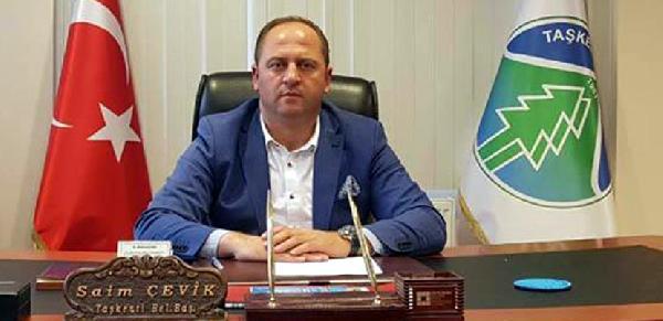 Tacizci AKP'li belediye başkanına hapis!