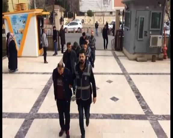 Şanlıurfa'da sahte polis operasyonu: 4 gözaltı