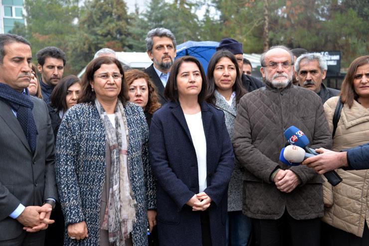 HDP Eş Genel Başkanı: İktidar misliyle sonuçlarına katlanacak