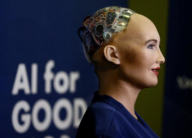 Bahçeli tepki göstermişti: İlk dünya vatandaşı robot Sophia Türkiye'ye geliyor