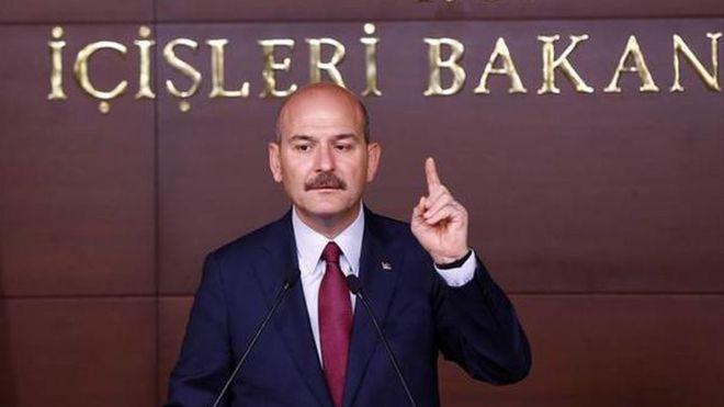 İçişleri Bakanı Soylu'dan 'yeni darbe' iddiası