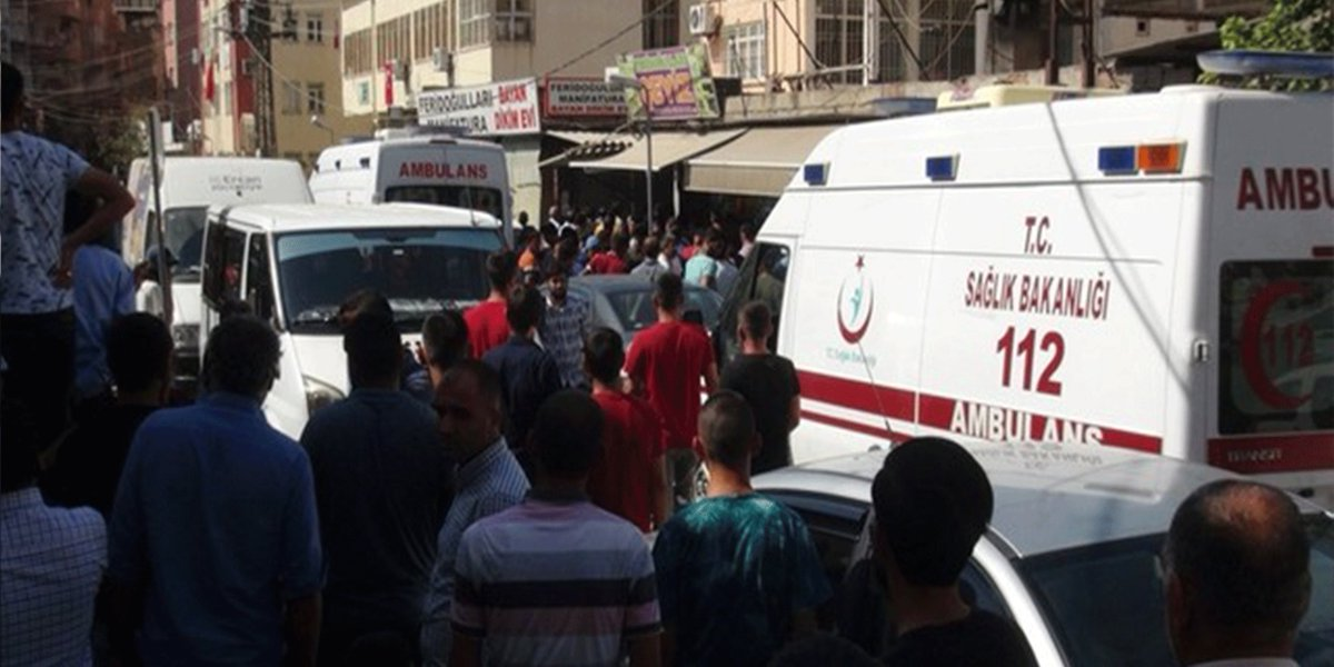 Suriye sınırındaki köyde iki aile arasında kavga: 10 yaralı