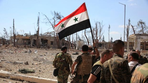 Suriye Ordusu: Hama, İdlib Halep üçgeni IŞİD'den temizlendi