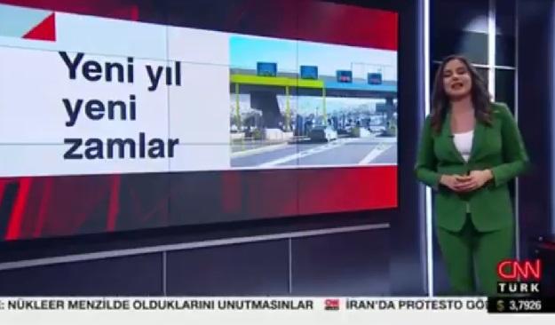 VİDEO | CNN Türk'te 2018'in zamları böyle anlatıldı: Küçük tatlı zamlar...