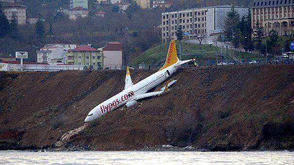 Trabzon'daki uçak kazasının detayları açıklandı