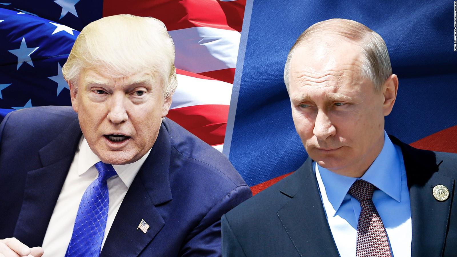 Trump'tan Rusya açıklaması: Düşman olmaktan iyidir