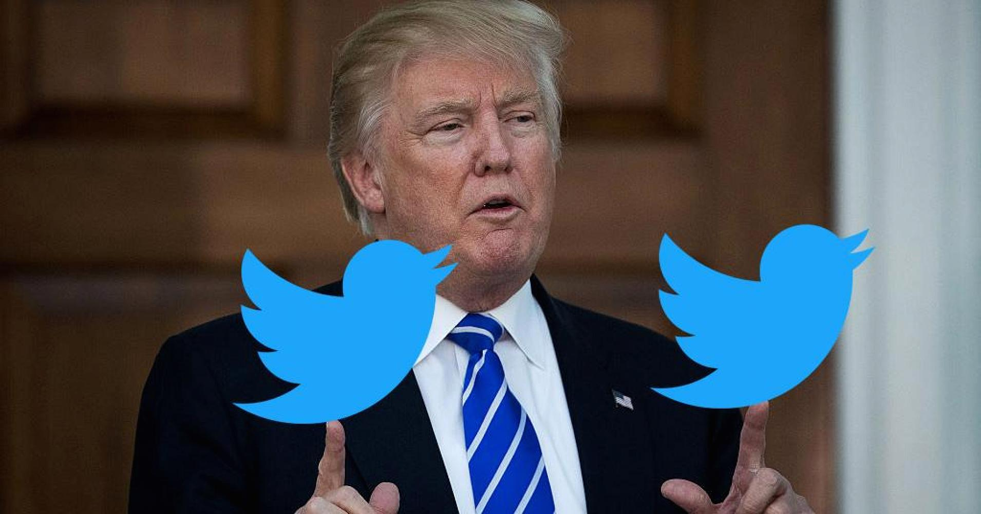 Trump özür diledi