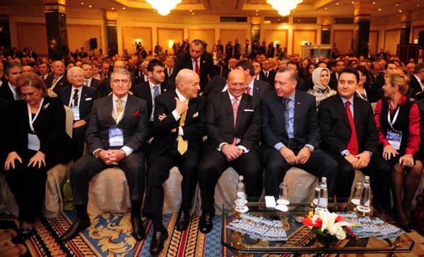 AKP ve sermaye sınıfı arasındaki ilişki