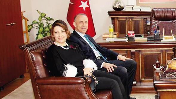 Çankırı Valisi, öğretmen olarak atanan eşini 24 saatte İl Milli Eğitim Müdür Yardımcısı yaptı!