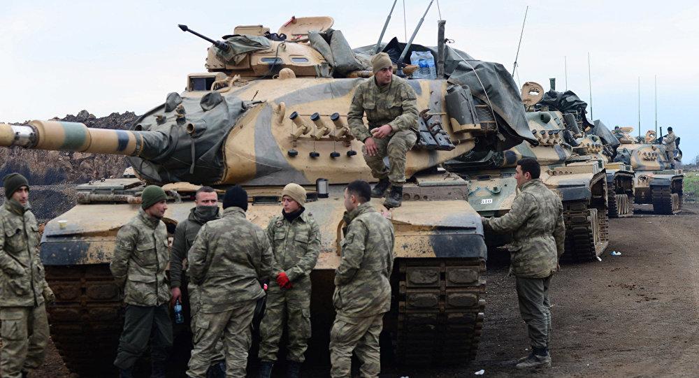 Rudaw: Erbil'in Sidekan bölgesine Türk askeri konuşlandı