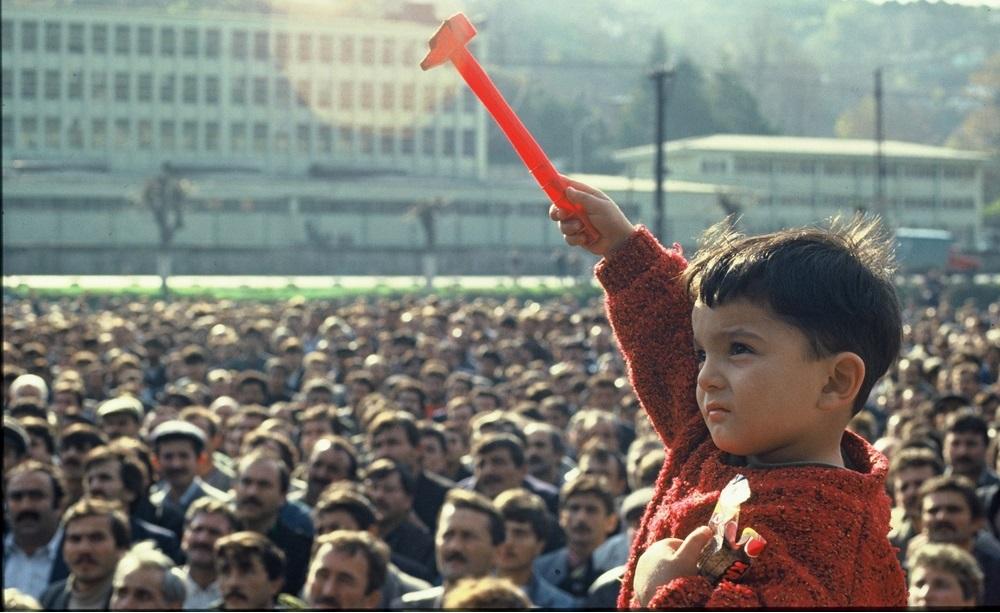 Hafıza-i Beşer | 4 Ocak 1991: Zonguldak'ta Büyük Madenci Yürüyüşü başladı