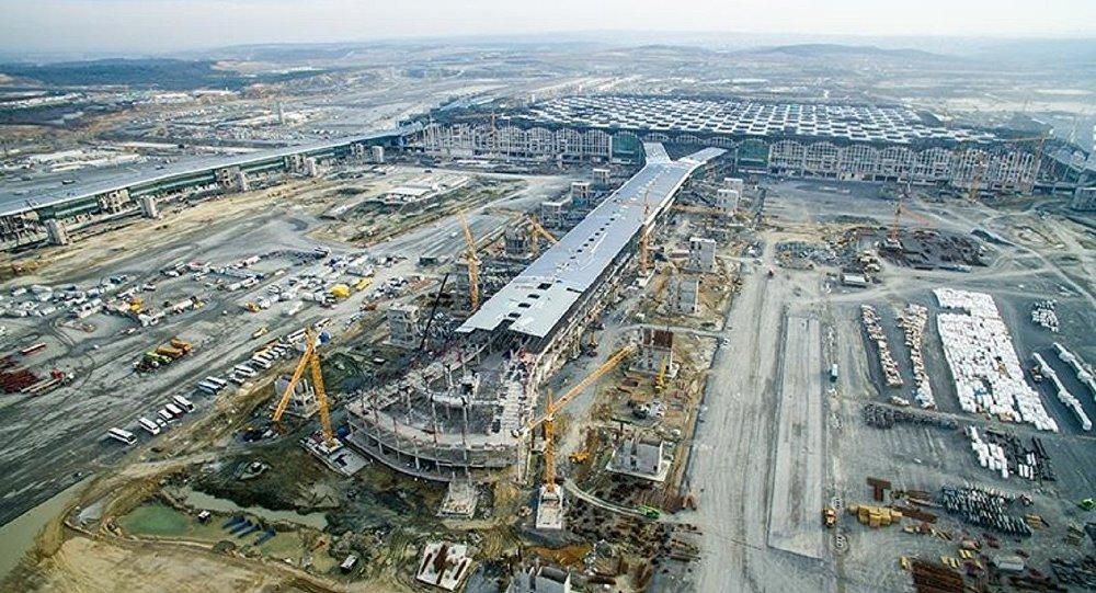 '3. havalimanında 400 işçi hayatını kaybetti' iddiası Meclis gündeminde