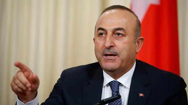 Çavuşoğlu İdlip için siper oldu: Astana da Cenevre de biter