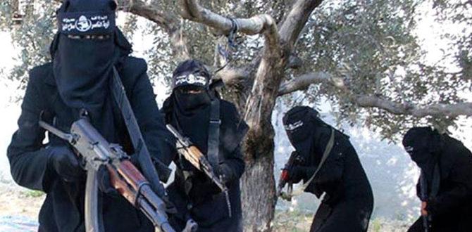 AKP IŞİD'li Türklerin iadesini istiyor
