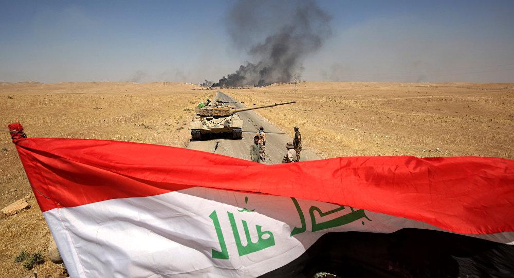 Irak ordusundan, Suudi Arabistan sınırında IŞİD operasyonu