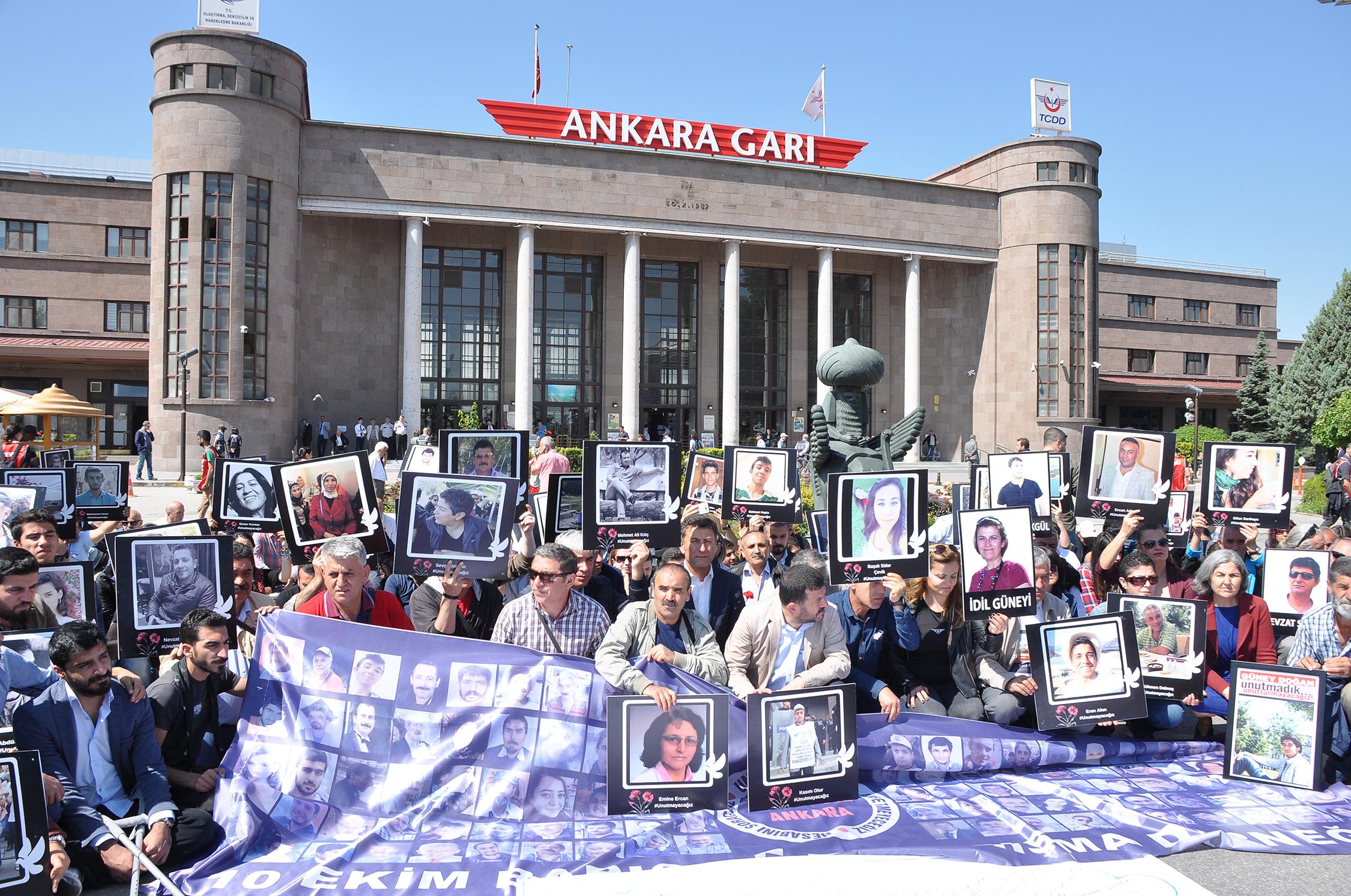 10 Ekim Barış ve Dayanışma Derneği kapatıldı!