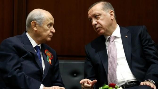 AKP-MHP ittifakı bu hafta netleşiyor