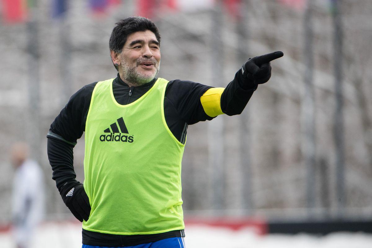 Maradona ABD vizesi alamadı