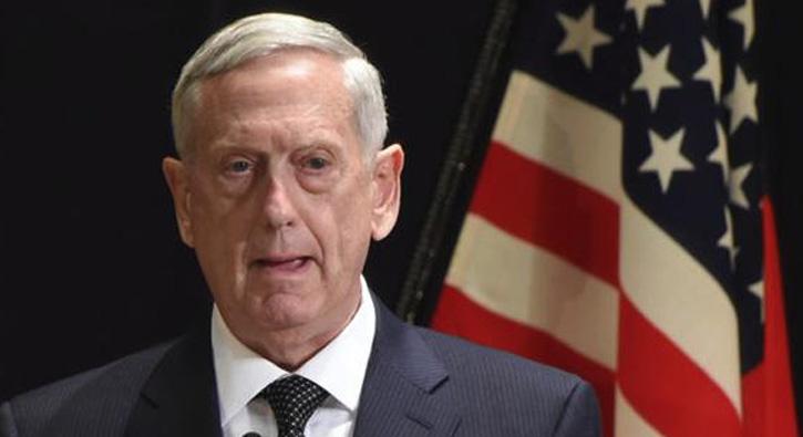 ABD Savunma Bakanı: Türkiye NATO için ön cephe ülkesidir