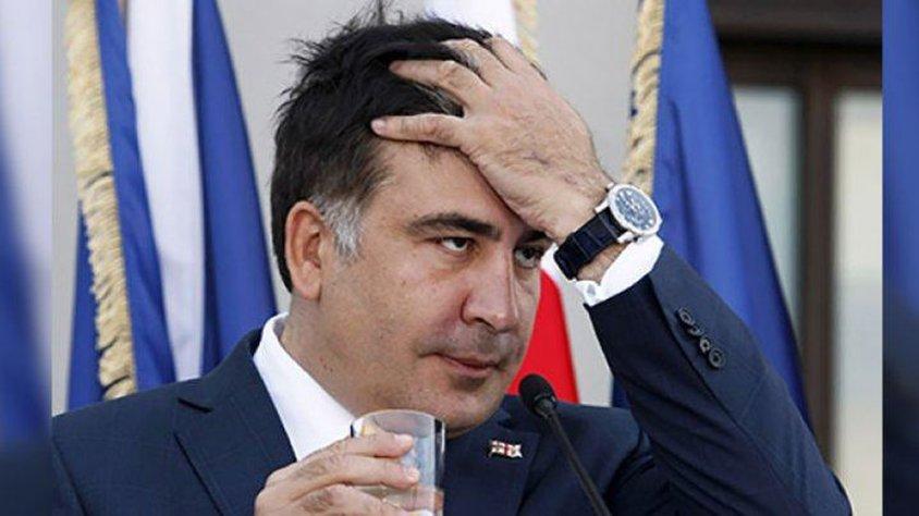 Saakaşvili sınırdışı edildi