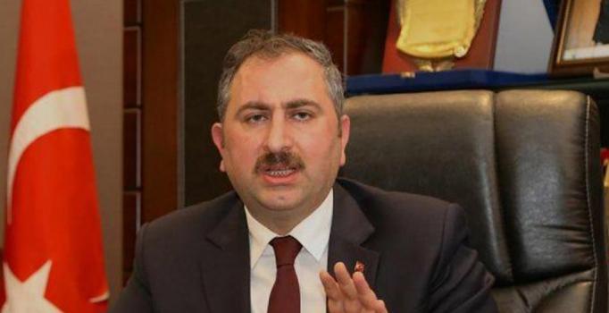 Adalet Bakanı Gül'den Yunanistan'a mektup