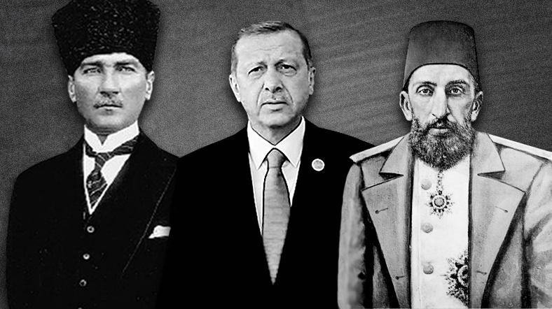 Abdülhamid'i öven Erdoğan: Birileri ısrarla bu ülkenin tarihini 1923'ten başlatmaya çalışıyor
