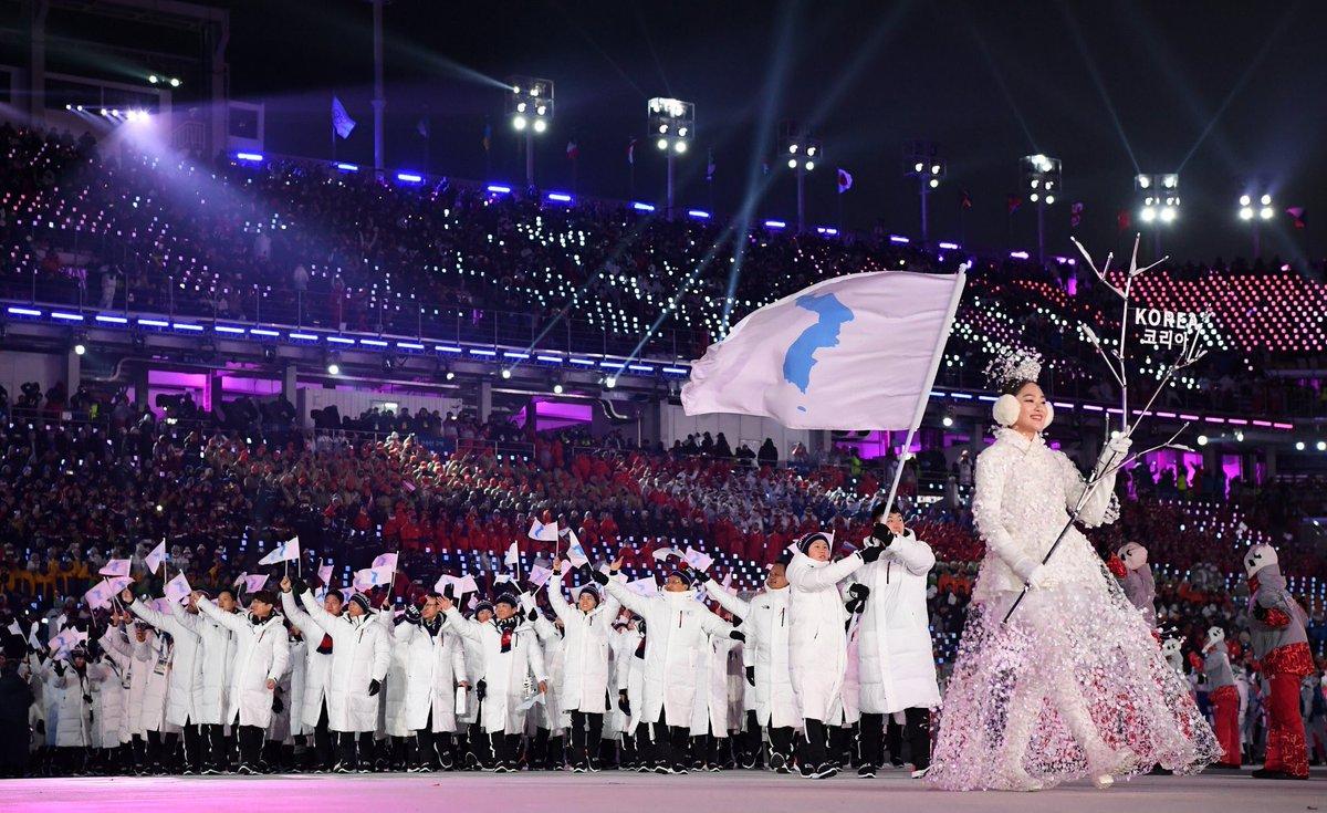 2018 Kış Olimpiyatları başlıyor