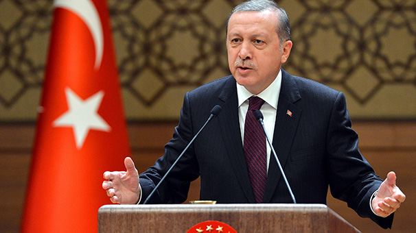 Erdoğan: İnşallah bunu Türkiye'ye teslim ederler