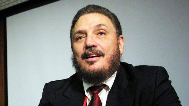 Fidel Castro'nun oğlu hayatına son verdi