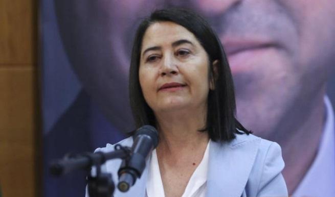 HDP Eş Başkanı Serpil Kemalbay'a gözaltı kararı